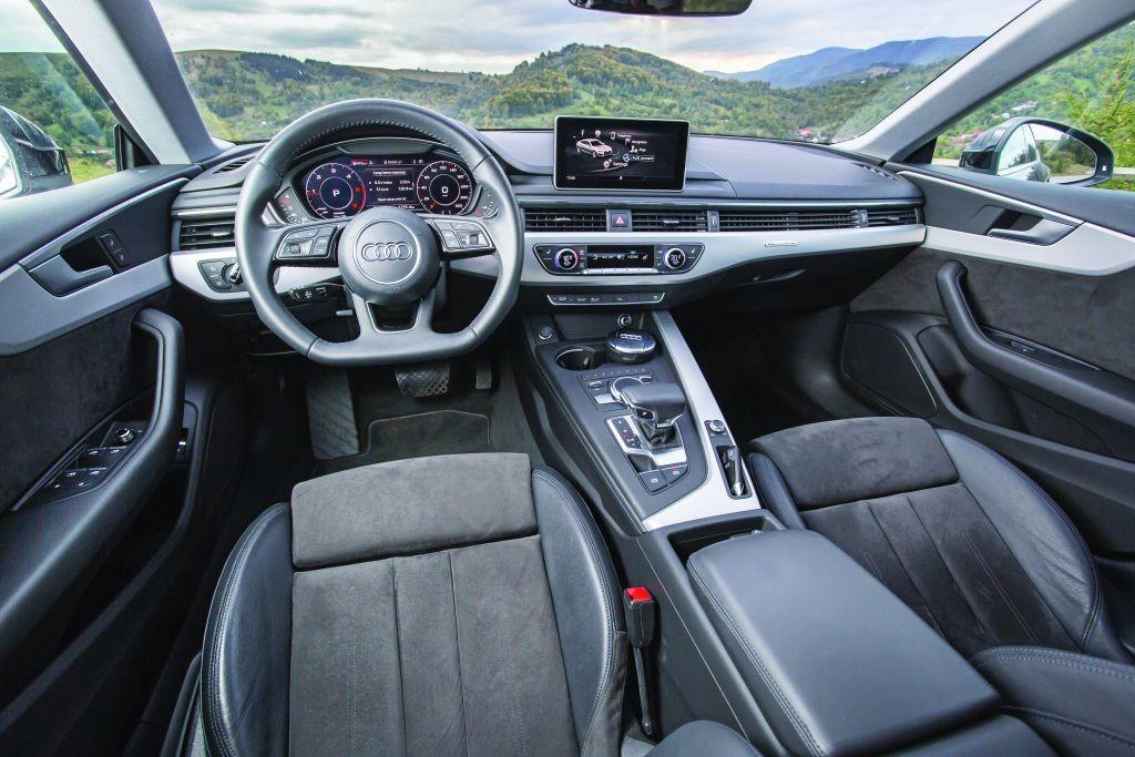 Audi A5- 09