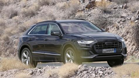Spionaj: Audi Q8 dezbrăcat de secrete