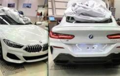 Primele imagini cu noul BMW Seria 8 sunt aici