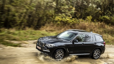 "BMW X3 – Don't call me ""baby"""