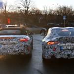 BMW-Z4 și Toyota Supra