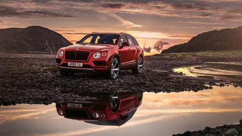 Bentley Bentayga, acum și cu motor V8