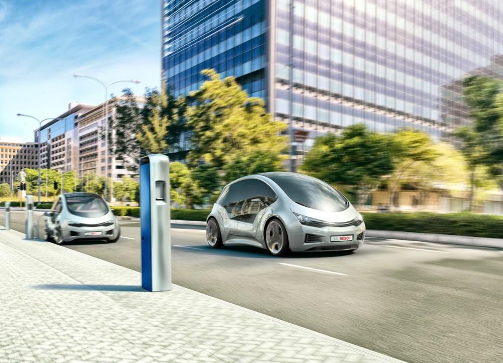 Bosch soluții urbane (2)