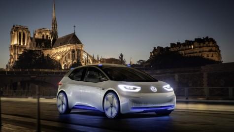 Volkswagen înregistrează noi denumiri pentru concepte ID. Producția începe în noiembrie 2019