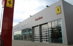 România deține de azi unul dintre cele mai mari showroomuri Ferrari din lume