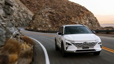 Hyundai NEXO este SUV-ul pe hidrogen cu autonomie de 800 de kilometri