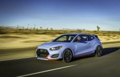LIVE de la Detroit – Hyundai Veloster N cu 275 de cai putere