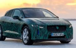 Jaguar I-Pace se va încărca în doar 45 de minute