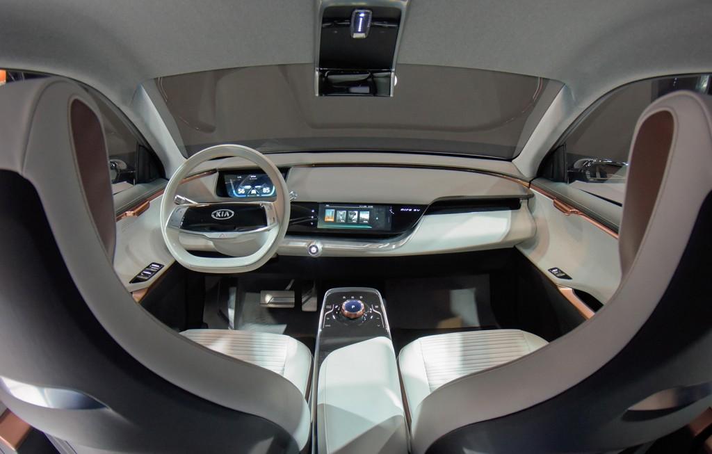 Kia Niro EV Concept (7)