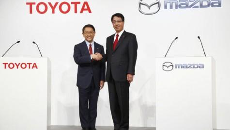 Mazda și Toyota au ales Alabama pentru uzina pe care o vor construi împreună