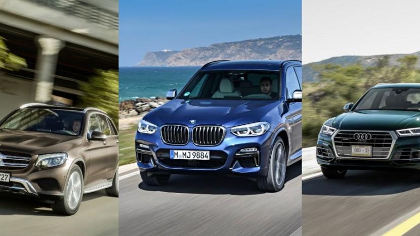 vânzări Mercedes-Benz-BMW-Audi