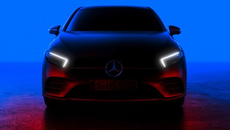 Noul Mercedes-Benz Clasa A va fi prezentat luna viitoare