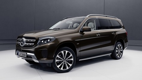 Lux la superlativ – Acesta este Mercedes-Benz GLS Grand Edition