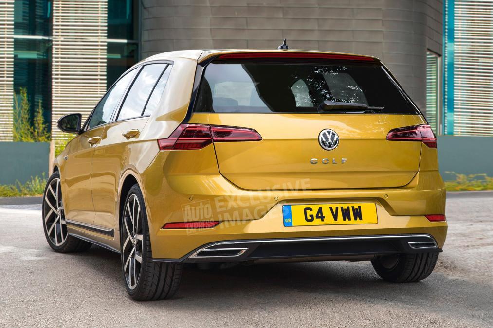 Noul Volkswagen Golf 2019 (4)