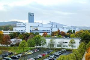Opel Werk Eisenach Herbst 2016