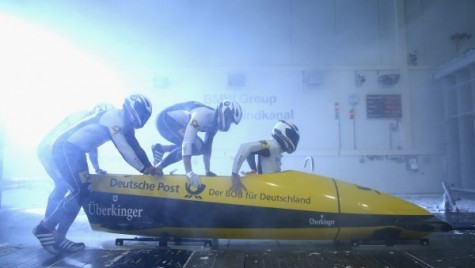 BMW vizează…aurul olimpic la bob