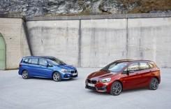 Facelift pentru BMW Seria 2 Active Tourer şi BMW Seria 2 Gran Tourer