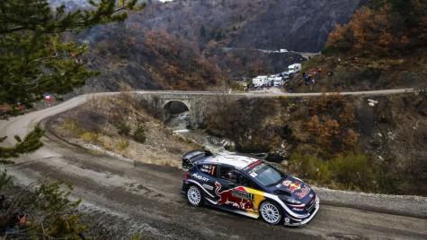 WRC: Ogier câștigă pentru a cincea oară la rând la Monte Carlo