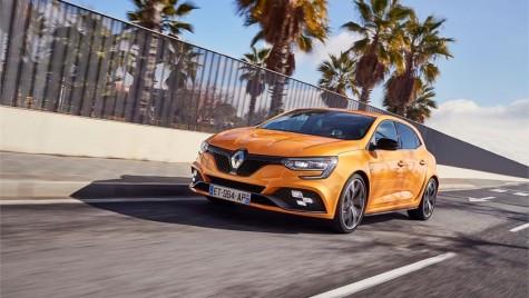 Noul Renault Megane RS, detaliat în fotografii spectaculoase. Date tehnice noi