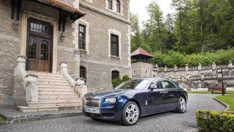 Rolls-Royce Ghost EWB: Epopeea luxului