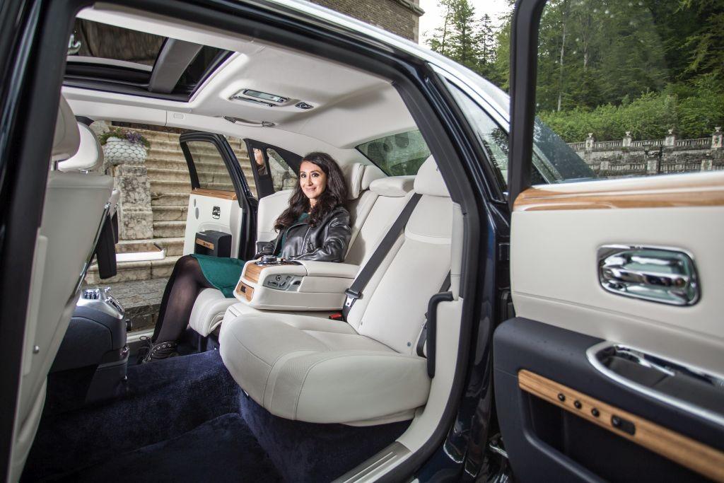 Rolls Royce Ghost 24-mare