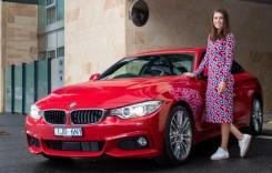 Cai putere pentru putere pe teren – Sorana Cîrstea a primit 2 mașini BMW înainte de Australian Open