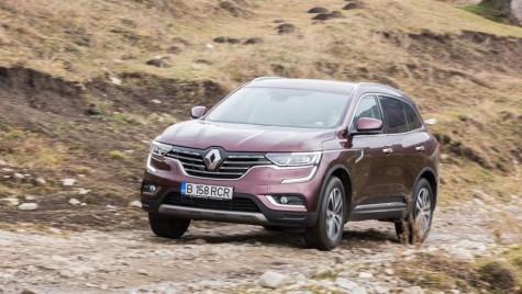 Drive test Renault Koleos