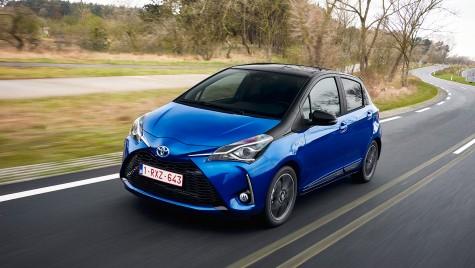 Calificativ maxim la testele EuroNCAP pentru Toyota Yaris