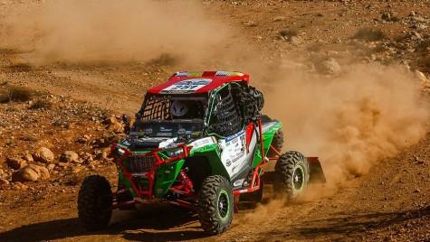 Africa Eco Race: Ultima înfruntare în Maroc