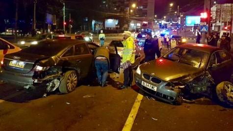 Cazul bărbatului care a lovit 5 mașini la Suceava, în urma unei crize de epilepsie a ajuns și în Anglia