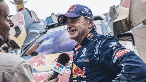 Dakar 2018: Sainz câștigă la auto, Gyenes pe 23 la moto