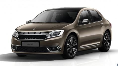 Cum ar arăta Dacia Logan dacă ar fi mașină premium?