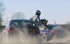 BMW M5: Record pentru cel mai lung drift – 374 km