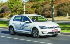 Drive test VW e-Golf facelift