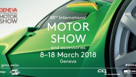 Salonul Auto de la Geneva: Organizatorii confirmă absenții ediției 2018!
