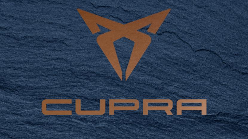 Logo Cupra nou