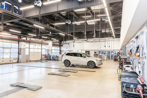 noul showroom Volvo Primus Auto (2)