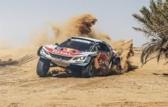 Raliul Dakar 2018: Triplă Peugeot în cea de-a doua etapă