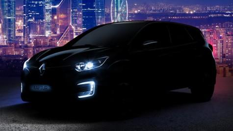 Renault construiește un crossover coupe pe platforma lui Duster