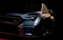 Subaru Viziv Performance STi Concept prefigurează noua Impreza WRX STi