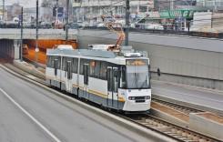 Bicicliștii vor putea merge pe liniile de tramvai, este planul primarului Gabriela Firea