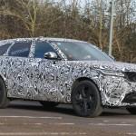 Range Rover Velar în luptă cu BMW X6 M?
