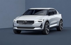 Primul Volvo electric va fi un hatchback
