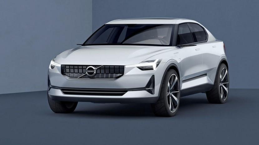 Volvo Concept 40.2 Volvo electric