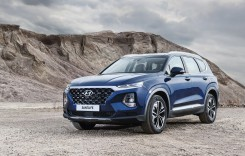 Hyundai Santa Fe, fotografii noi cu SUV-ul sud-coreean