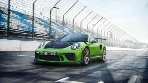 Noul Porsche 911 GT3 RS, inspirație clară din motorsport