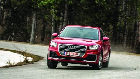 Drive test Audi Q2: Diamantul șlefuit