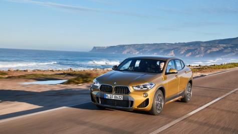Au apărut fotografii noi cu BMW X2