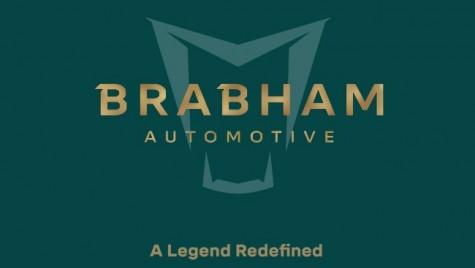 Apare o nouă marcă, Brabham Automotive!