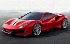 Ferrari 488 Pista. Bestia cu 700 de cai putere vine la Geneva